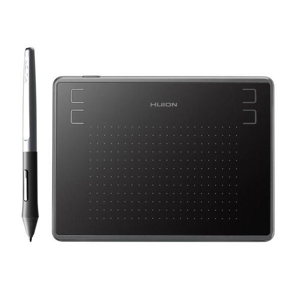 Графический планшет HUION H430P черный