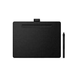 Графический планшет WACOM Intuos CTL-4100WL S (черный