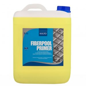 Грунт для гидроизоляции Kiilto Fiberpool Primer 1 л