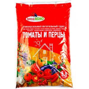 Грунт д/томатов и перцев питательный
