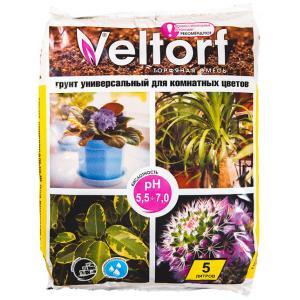 Грунт универсальный Велторф для комнатных цветов