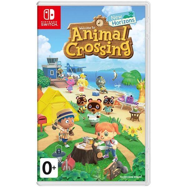 Игра Animal Crossing: New Horizons