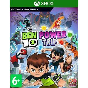 Игра Ben 10: Мощное Приключение для Xbox One