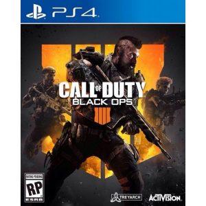 Игра Call of Duty: Black Ops 4 для PlayStation 4