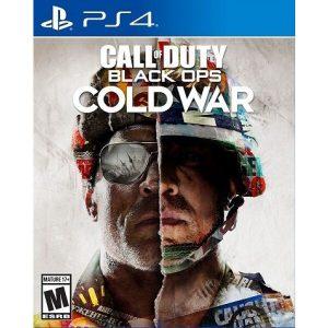 Игра Call of Duty: Black Ops Cold War для PlayStation 4
