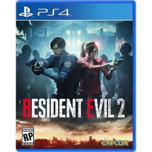 Игра для PS4 Resident Evil 2 [русские субтитры]