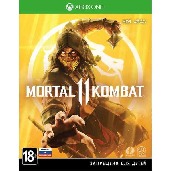Игра Mortal Kombat 11 для Xbox One  [русские субтитры]