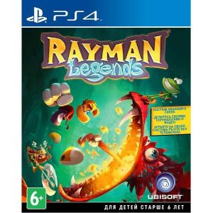 Игра Rayman Legends для PlayStation 4