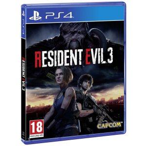 Игра Resident Evil 3 для PlayStation 4