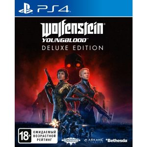 Игра Wolfenstein: Youngblood Deluxe Edition [PS4