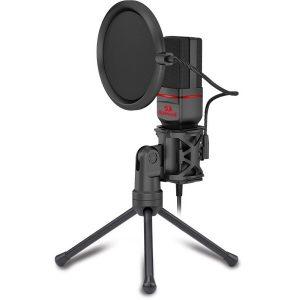 Игровой стрим микрофон REDRAGON Seyfert GM100