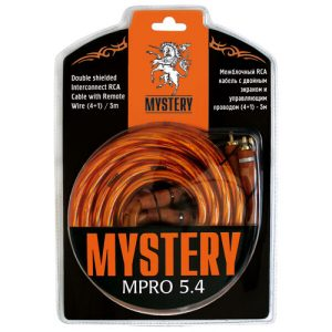 Кабели RCA MYSTERY MPRO 5.4