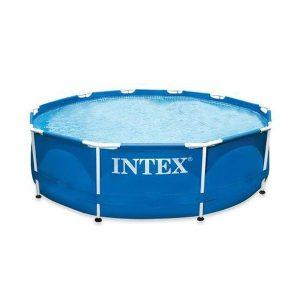 Каркасный бассейн INTEX Metal Frame 28210NP