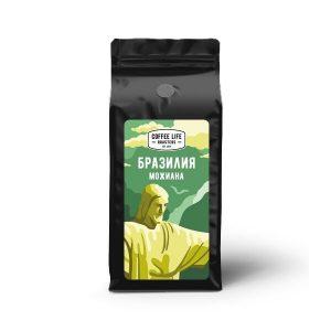 Кофе Coffee Life Roasters Бразилия Можиана 1000 г
