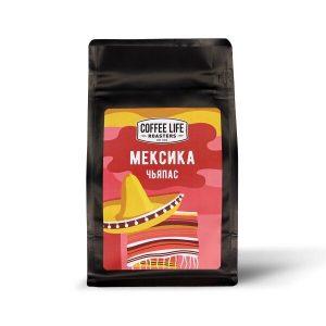 Кофе Coffee Life Roasters Мексика Чьяпас 250 г