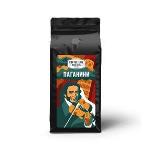 Кофе Coffee Life Roasters Паганини 1000 г
