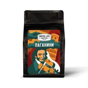 Кофе Coffee Life Roasters Паганини 250 г