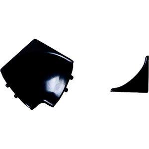 Комплект фурнитуры для галтели ВН черный (уголок вн.