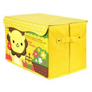 Коробка для хранения BRADEX СМАЙЛ прямоугольная