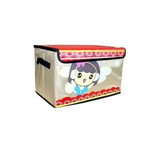 Коробка для хранения Bradex «ВЕСЕЛЫЕ ОБЛАКА» прямоугольная
