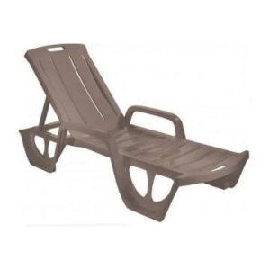 Кресло Keter Florida (капучино) 227646