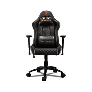 Кресло компьютерное Cougar Rampart (черный)