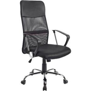 Кресло Mio Tesoro Монте AF-C9767 (черный)
