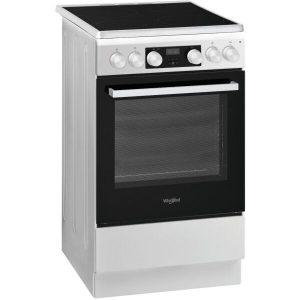 Кухонная плита Whirlpool WS5V8CCW/E