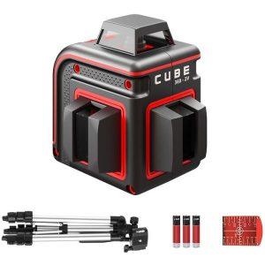 Лазерный нивелир ADA Instruments Cube 360-2V Professional Edition (А00570)