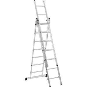 Лестница Dogrular Ufuk Pro 3x9 ступеней
