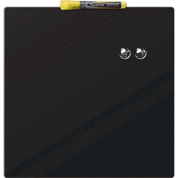 Магнитно-маркерная доска NOBO MAG SQ TILE 360x360 черный (1903774)