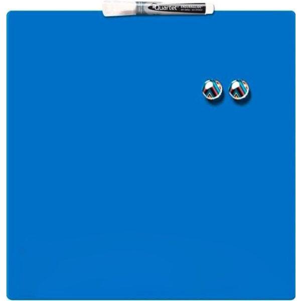 Магнитно-маркерная доска NOBO REXEL MAG SQ TILE 360X360MM Blue(1903873)