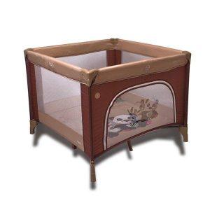 Манеж COTO BABY Conti-11 (коричневый)