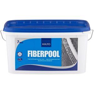 Мастика гидроизоляционная Kiilto Fiberpool 7 кг