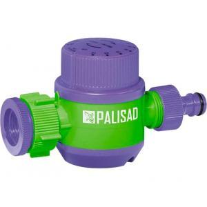 Механический таймер для полива Palisad 66190 до 2 ч