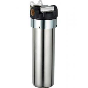 Mеталлический корпус фильтра Аква Про 434 (M1-S10A) 10SL для горячей воды