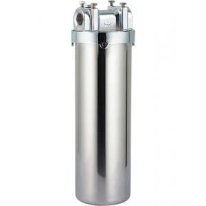 Mеталлический корпус фильтра Аква Про 435 (M3-S10A) 10SL для горячей воды