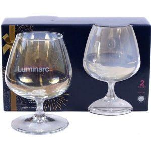 Набор бокалов Luminarc Celeste. Golden chameleon 10P1639