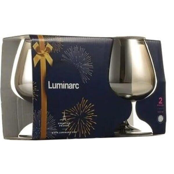 Набор бокалов Luminarc Celeste. Shiny graphit 10P1567