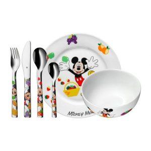 Набор детской посуды WMF Mickey Mouse 1282959964