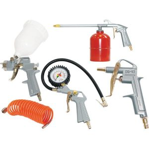 Набор пневмоинструмента FUBAG 5 предметов (120101)