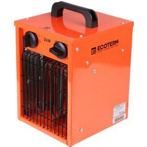 Нагреватель воздуха электрический Ecoterm EHC-02/1E