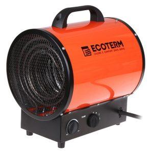Нагреватель воздуха электрический Ecoterm EHR-09/3E