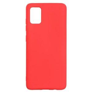 Накладка AKAMI Charm для Samsung Galaxy A51 Красный (11123)