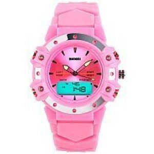 Наручные часы Skmei 0821 (розовый)