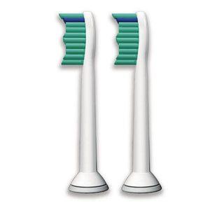 Насадка для электрических зубных щеток PHILIPS HX6012/07 (2 шт.)