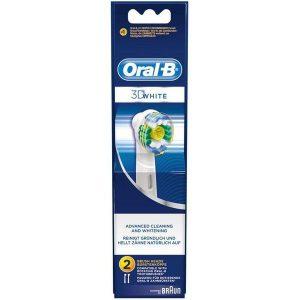 Насадка для з/щетки BRAUN ORAL-B 3DWhite EB18 (2 шт.)