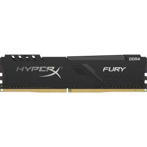 Оперативная память HyperX Fury 16GB DDR4 PC4-25600 HX432C16FB4/16