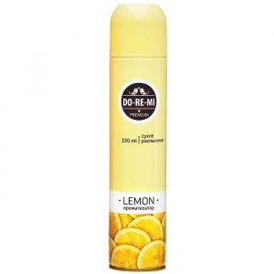 Освежитель воздуха Do-Re-Mi Premium Лимон