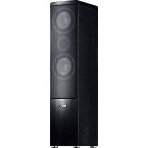 Пассивная акустическая система CANTON Ergo 670 DC black speakers